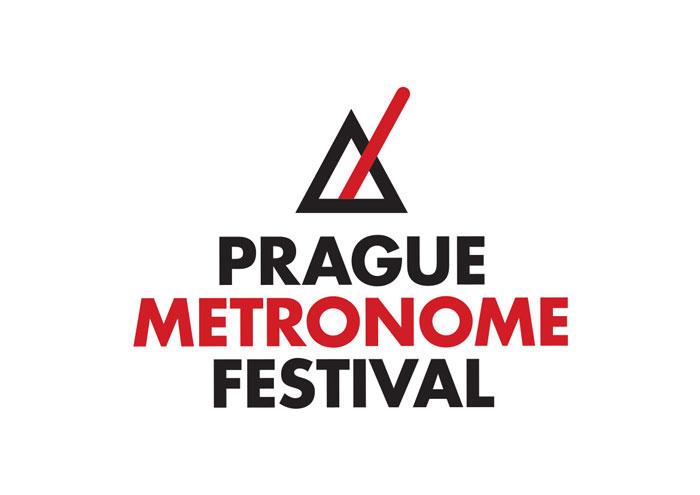 Prague metronome festival poster