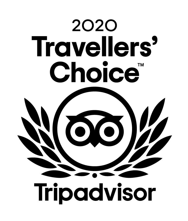 trip advisor travellers choice logo