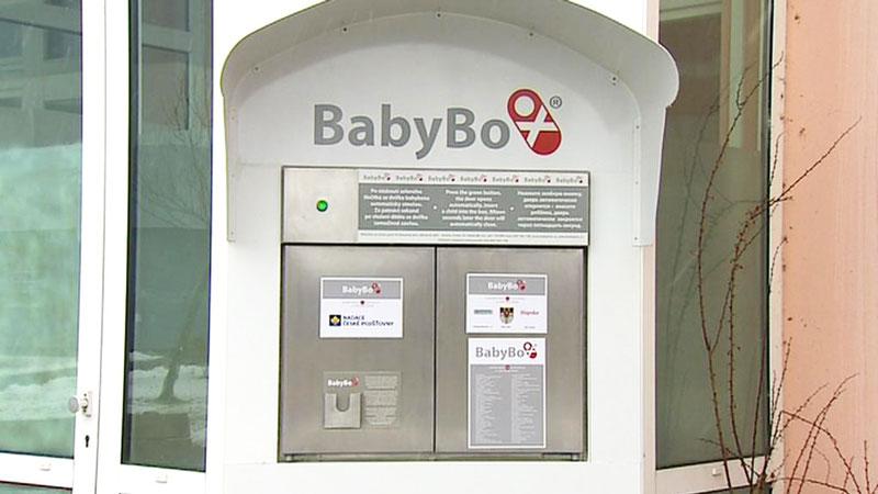a czech baby box