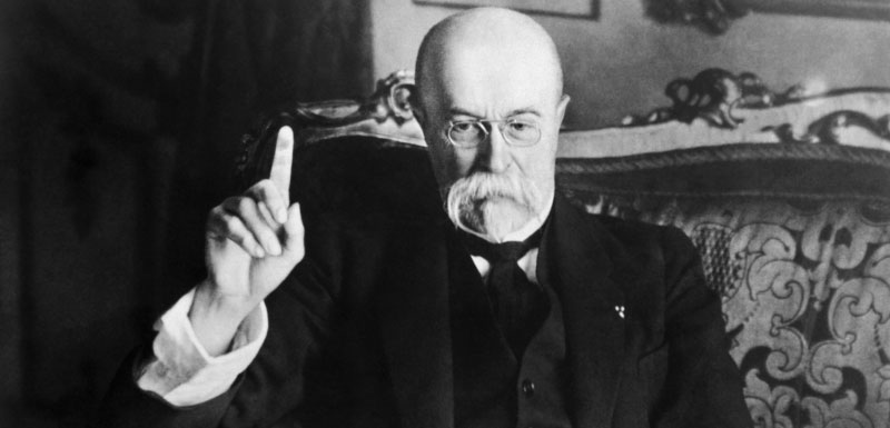 Tomas Masaryk, First Czech President