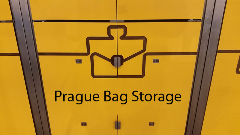 prague bag storage options