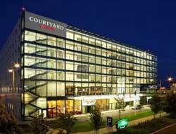 prague airport hotels courtyard by marriott