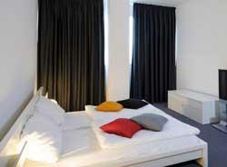 prague airport hotel aero bedroom