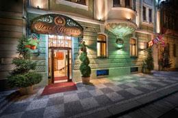 andel hotels, hotel general street view
