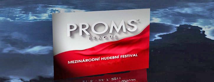 Prague Proms Poster
