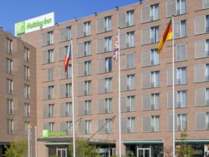 prague vysehrad hotels, holiday inn congress centre