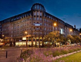 hotel rokoko on prague wenceslas square