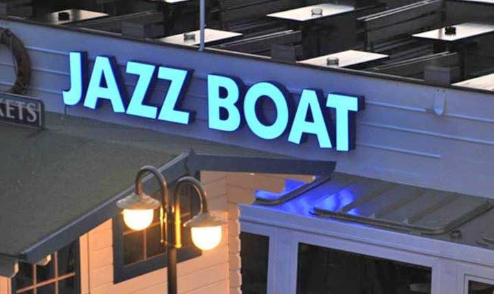 prague jazz boat