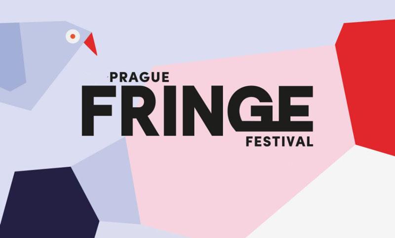 Prague fringe festival poster
