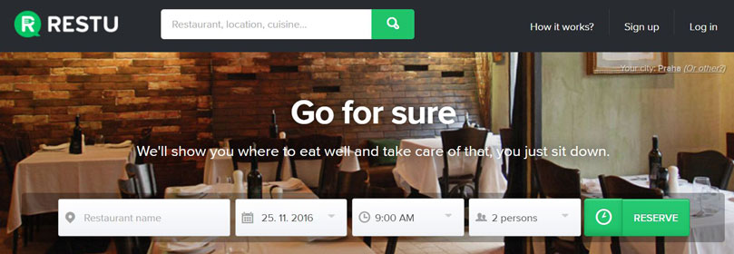 Restu Gourmet Guide and Reservation Service