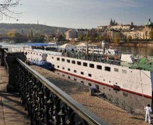prague boat hotels florentina