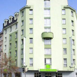 street view of the prague plaza alta hotel