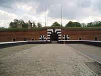 terezin fortress gate