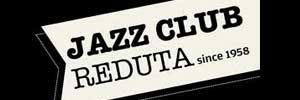 sign at the reduta prague jazz club