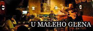 downstairs bar at u maleho glena prague jazz club