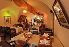 prague indian jewel restaurant interior