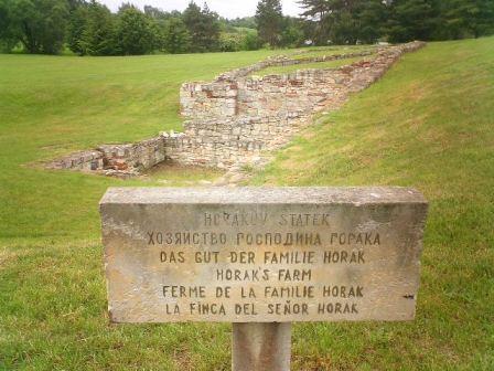 Lidice Horaks Farm location