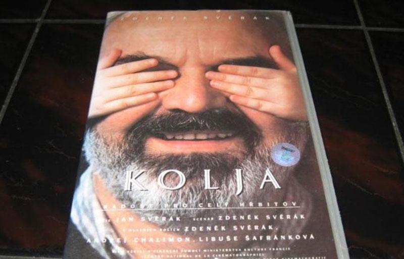 cover of a kolja dvd