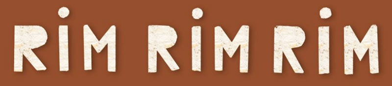 graphic that says rim rim rim