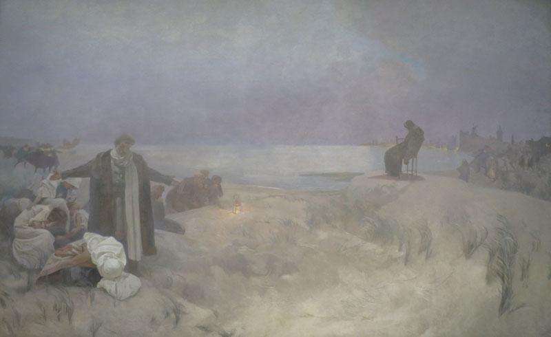 Slav Epic Jan Amos Komensky, Flame of Hope