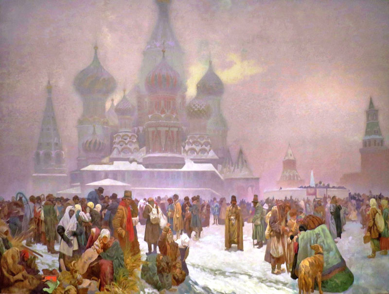 Slav Epic The Abolition of Serfdom in Russia